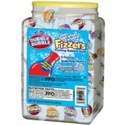 Fizzers Bubble Gum 170ct.