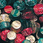 Reeses Peanut Butter Cups Christmas Colors