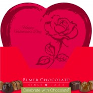 Elmer Stylish Rose Heart 12oz.