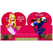 Elmer Assorted Comic Hearts 2oz
