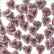 Madelaine Milk Chocolate Love & Kisses Hearts