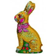 Madelaine Foiled Sitting Rabbit 6oz.