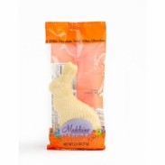 *Madelaine Sitting Rabbits White Chocolate 2.5oz.