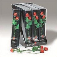 Chocolate Sweetheart Rose 2pc. Gift Box