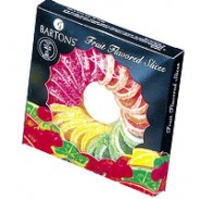 Bartons Fruit Slices 12oz. - 4 Count