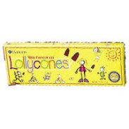 BARTONS' CHOC.LOLLYCONES 2.5oz.