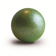 GUMBALLS 850ct.SHIMMER LIME GREEN