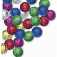Madelaine Christmas Crisp Balls Milk Chocolate
