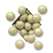 ALL NATURALWHITE CHOCOLATEMALTED MILK BALLS