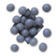 ALL NATURALBLUE DARK CHOCOLATEMALTED MILK BALLS