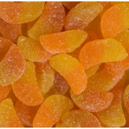 Orange Slices Sugared
