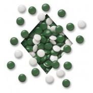 ST. PATRICK'S MINT LENTILSDARK GREEN & WHITE