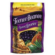 TEENEE BEANEE 8.5oz BAGS-LICORICE