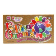 GUMMY BEARS 5oz.MOVIE THEATER BOX
