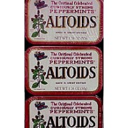 ALTOIDS MINTS ORIGINAL- 6 COUNT