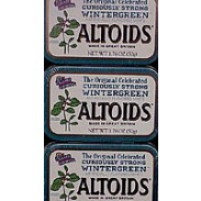 ALTOIDS MINTS WINTERGREEN-6 COUNT