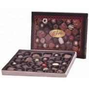 Asher Milk and Dark Chocolate Assortment 8oz. Gift Box