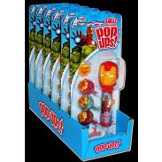 Pop Ups Lollipop Avengers 6ct.