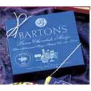 Bartons Choc Matzoh Dark 10oz - 6 Count