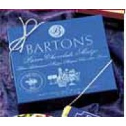 Bartons Choc Matzoh Dark 10oz - 3 Count