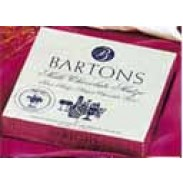 Bartons Choc Matzoh Milk 10oz - 3 Count
