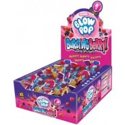 CHARMS BURSTING BERRY BLOW POP LOLLIPOP 48ct.