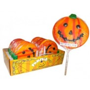 HALLOWEEN PUMPKIN LOLLIPOPS 5oz