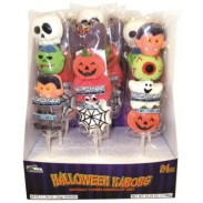 HALLOWEENMARSHMALLOW KABOBS 24ct.