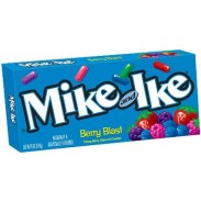 MIKE & IKE BERRY BLAST 5oz. MOVIE THEATER BOX