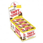 Bonomo Turkish Taffy Nibbles Banana