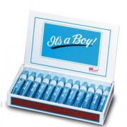 IT'S A BOY CHOCOLATE CIGARS 24CT