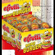 Gummi Burger Mini 60ct