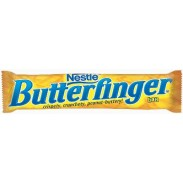 BUTTERFINGER BARS-36 COUNT