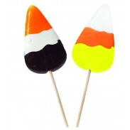 Candy Corn Suckers 4.5oz. 12ct