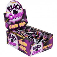 Charms Blow Pop Lollipop Black Cherry