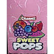 CHARMS SWEET POPS LOLLIPOP 100 COUNT