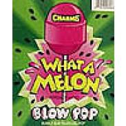 CHARMS BLOW POP LOLLIPOP WHAT A MELON 48 COUNT