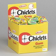 CHICLETS 5