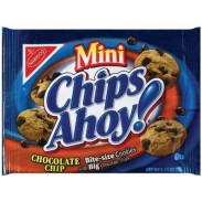 CHIPS AHOY MINI SINGLES 12ct