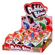 DUBBLE BLOWGUM TAPE WHISTLER 12ct.