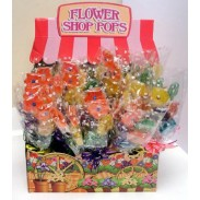 FLOWER SHOP POPLOLLIPOPS 24ct.