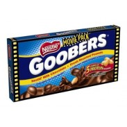 GOOBERS 3.5oz. MOVIE THEATER SIZE