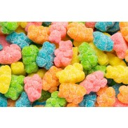 Gummy Bears Bright Sweet Sanded