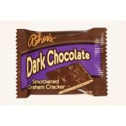 Graham Cracker Dark Chocolate Individually Wrapped
