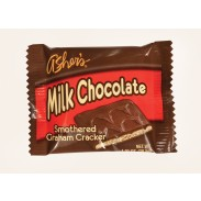 Graham Cracker Milk Chocolate Individually Wrapped