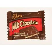 Graham Cracker Milk Chocolate Individually Wrapped