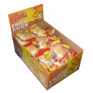 GUMMY FRIED EGGS 80ct.