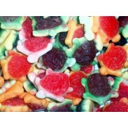 GUMMY TURTLES 2.2lb. BAG