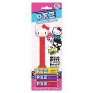 Pez Hello Kitty 12ct. Blister Card Display