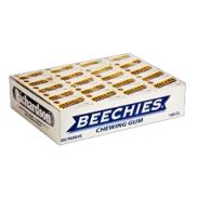 Beechies Peppermint Gum 2pc. 100ct.
